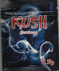 a picture of KUSH HERBAL INCENSE