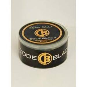 Code black BLUE LABEL liquid incense